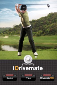 iPhone App as Marketing Tool for a Golf Training Aid Product