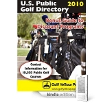 2010 US Public Golf Course Directory