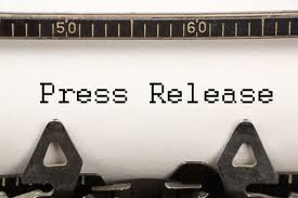 Releasing a book is news. So why not issue a press release?