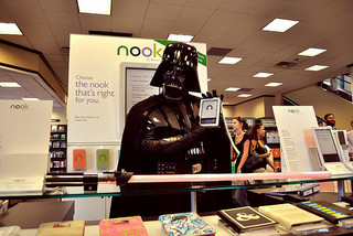 Two Reasons Why Barnes & Noble Can't Remain Independent