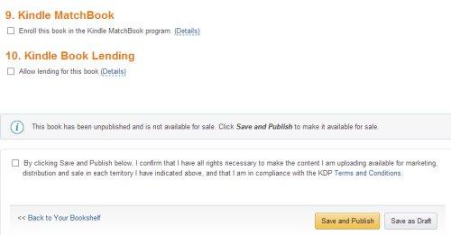 How do I enroll in Kindle MatchBook?