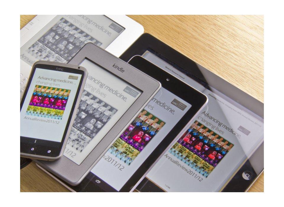 eBook Design & Conversion