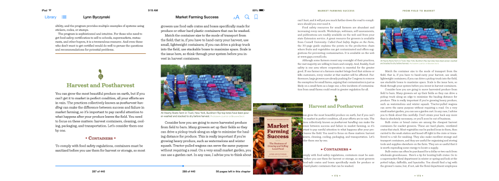 eBook Formatting-Retain print book design in eBook