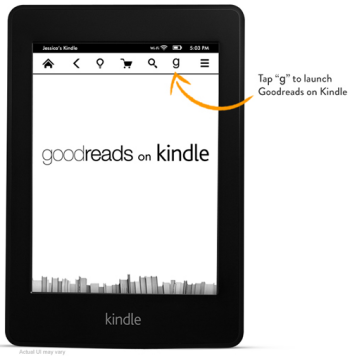 Why Amazon is Integrating Goodreads into Kindle Devices and How