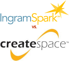 Comparing CreateSpace to IngramSpark: 5 Production Considerations
