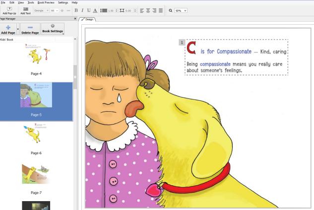KKBC software to program Kids eBooks