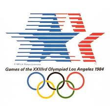 Los Angeles Olympic Organizing Committee 1984 logo