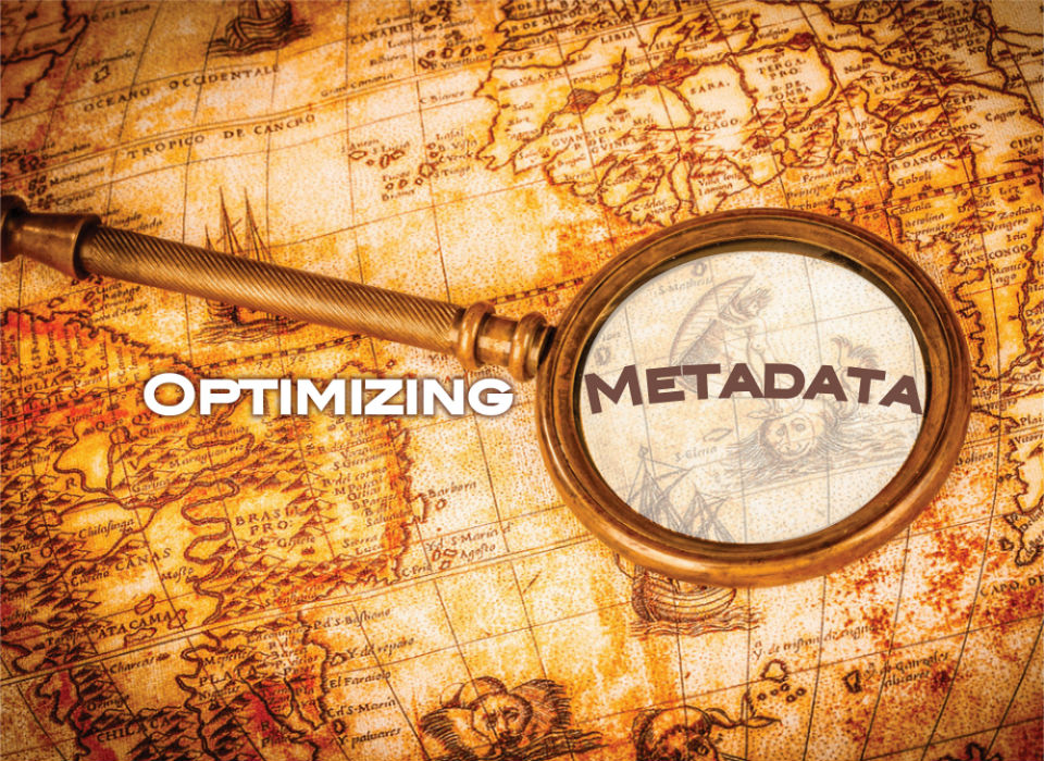 Author and Book Metadata Audits and Optimization
