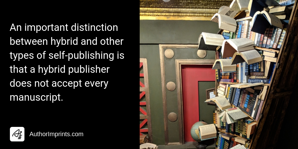 Hybrid Publishing or Traditional Self-Publishing-Which is Right for You