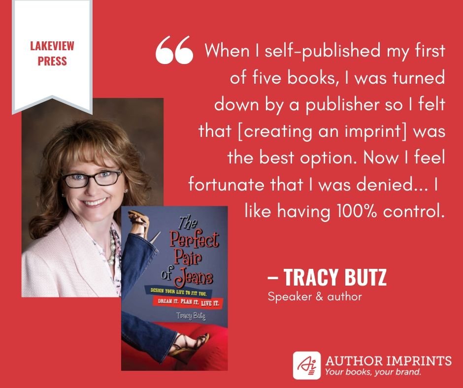 Imprint Profile - Tracy Butz - Lakeview Press