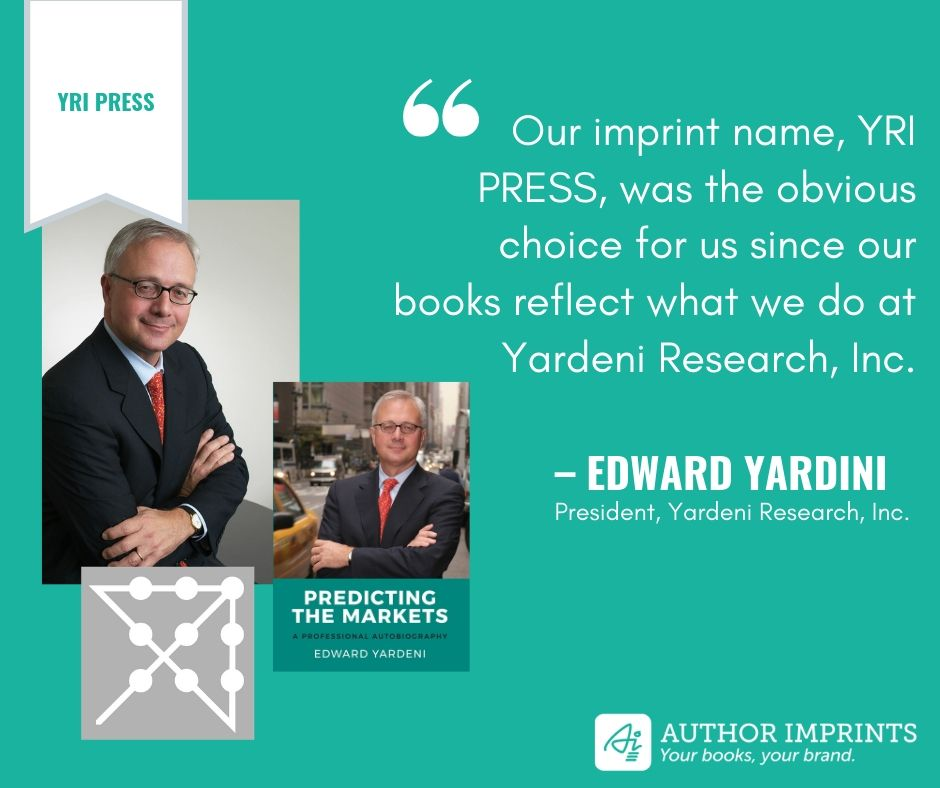 Imprint Profile - Edward Yardini - YRI Press