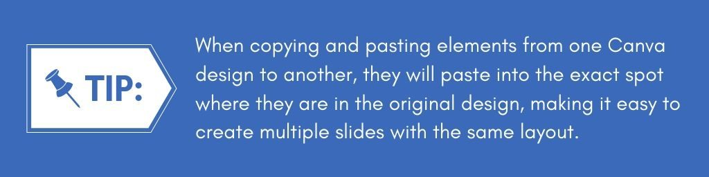 Tip 3 copy and paste