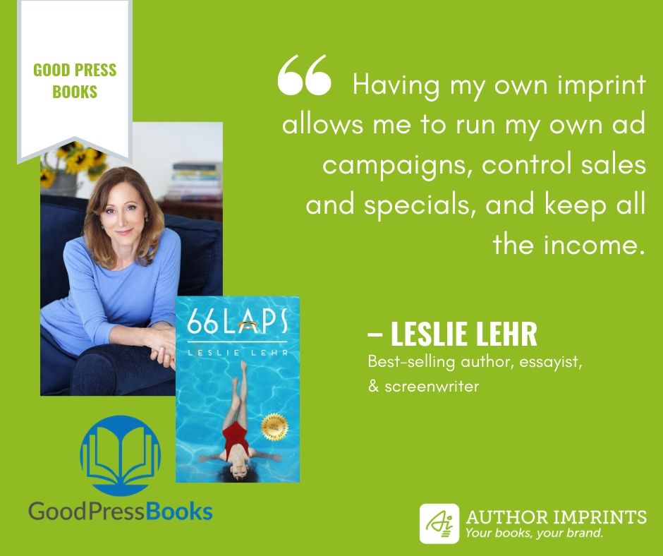 Imprint Profile - Leslie Lehr - GoodPress Books
