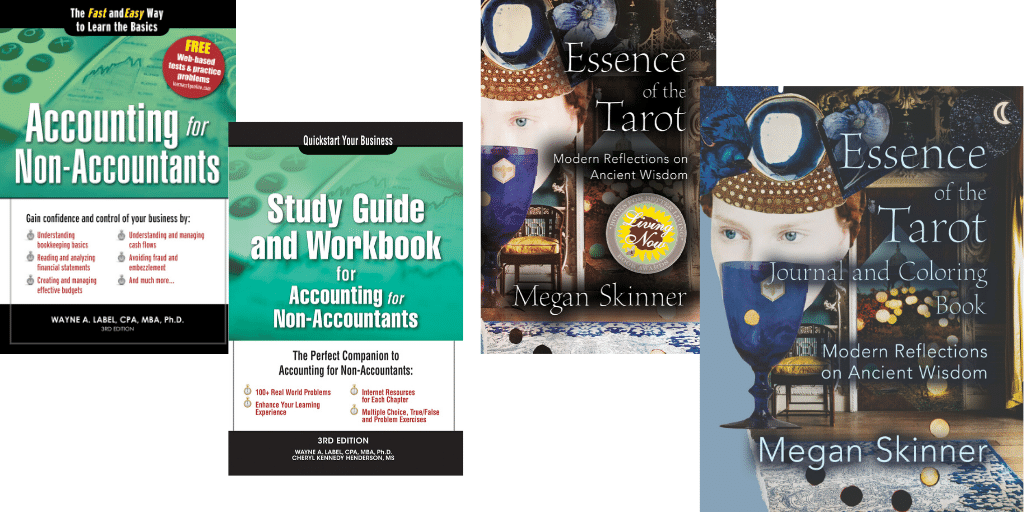 Create workbooks, study guides, and coloring books