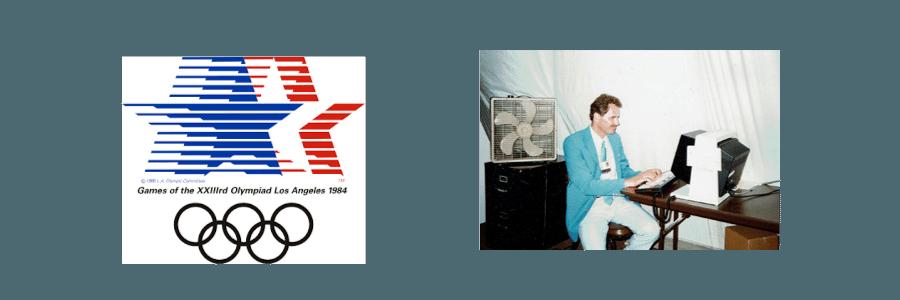 David Wogahn 1984 Olympics LAOOC