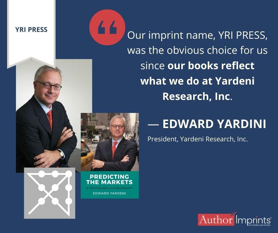 YRI Press Imprint-Edward Yardeni