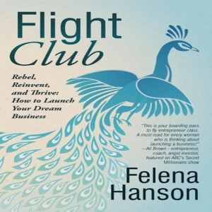 Flight Club Book-Felena Hanson audiobook