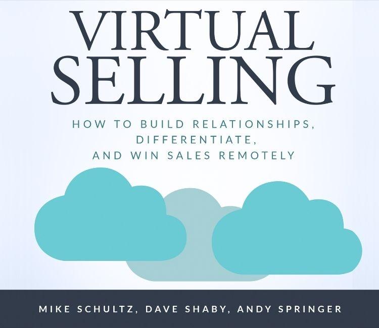 Book Launch Marketing Case Study—Virtual Selling, RAIN Group