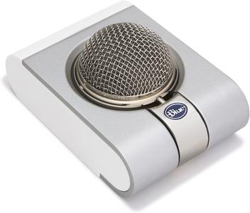 snowflake microphone