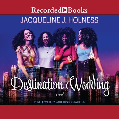 Book Marketing Case Study—Destination Wedding by Jacqueline J Holness