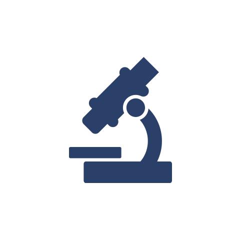 Author Imprints - Case Studies microscope icon