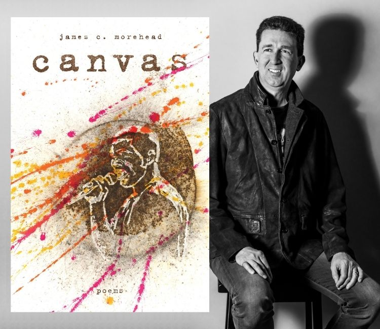 Book Marketing Case Study—Canvas by James Morehead