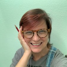 Erin Willard, copyediting and proofing for Author Imprints